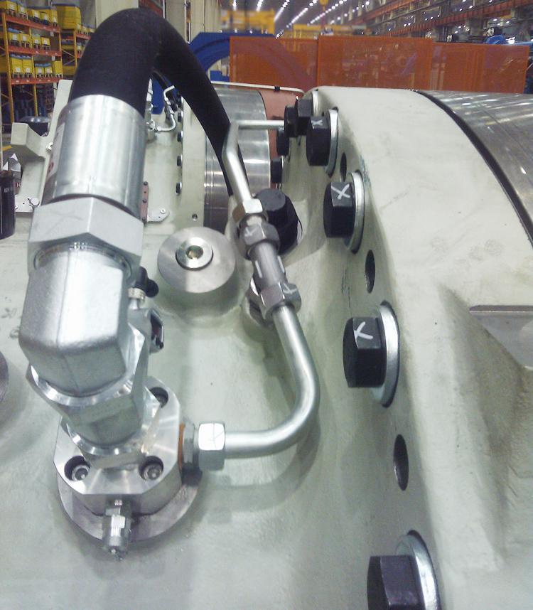 液压配管|液压管路定制|天津福乐尔科技发展有限公司图片