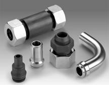 Parker焊接接头、parker钢管、PARKER卡套接头
