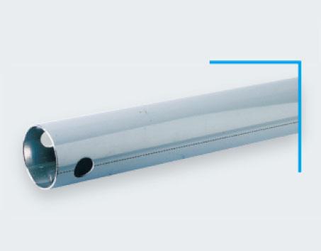 Transair灰色钢性铝管D63 TRANSAIR、乐可利空压管、legris空压管