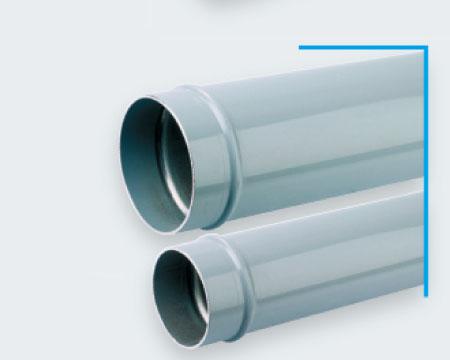 Transair灰色钢性铝管D76-D100 空压管路、legris压缩空气配管、TRANSAIR