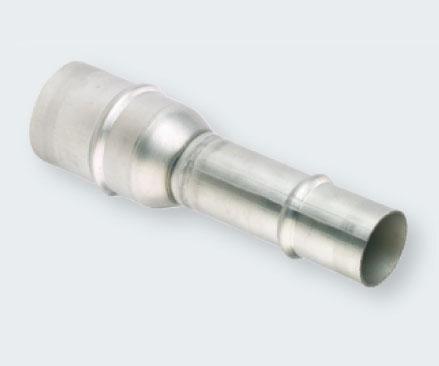 Transair插入式大转小接头D63-D100 空压配管、乐可利空压管、空压管路