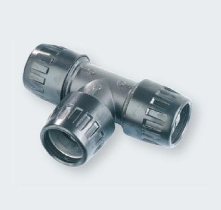 Transair等径三通D63 空压管路、legris空压管、乐可利空压管