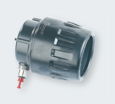 Transair终端堵头附排气D63 乐可利空压管、空压配管、TRANSAIR