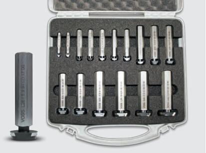 精密检测尺寸精度|用于预装配管接件的锥形量规 FORM成型机 卡套预装机