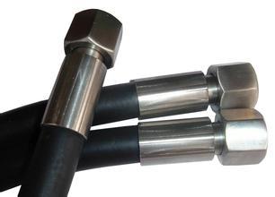 软管总成.Parker软管总成加工生产.液压硬管总成 工程机械液压管路