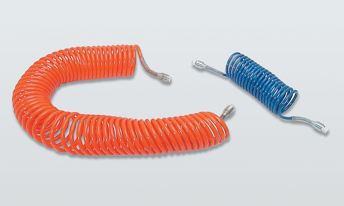 legirs乐可利尼龙螺旋管带接头legris快插接头、legris快速接头、legris气管