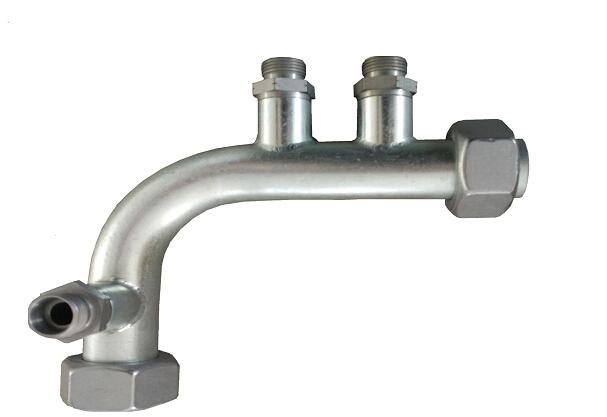 液压管路焊接 液压配管  液压管路设计