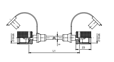 测压软管 SMA3 测试软管、PARKER接头、parker球阀
