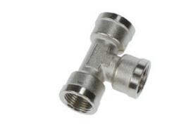 legris乐可利铜镀镍T性接头legris接头、legris快速接头、legris气管