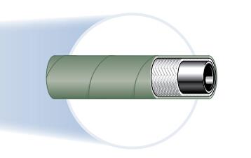 424 1层钢丝耐磷酸酯软管、parker液压管、parker钢管