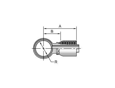 Parker胶管派克胶管接头43系列14943公制铰接、parker球阀、PARKER卡套接头