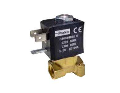 Parker电磁阀派克气动微型两通及三通电磁阀 parker气动 parker钢管