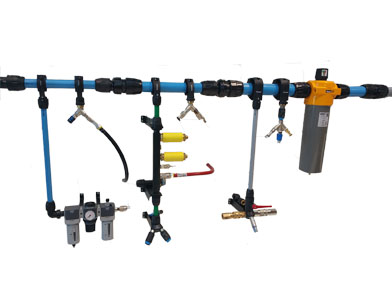 transair空压配管系  空压管路、空压配管、legris压缩空气配管
