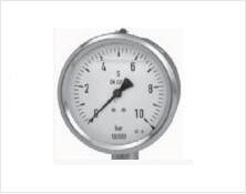 WIKA半钢压力表 212.53