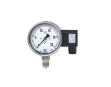 WIKA威卡带电信号输出压力表 PGT23.1X0