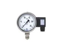 WIKA威卡带电信号输出压力表 PGT23.100+990.18