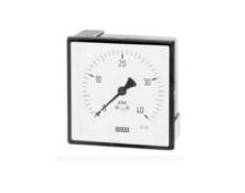 WIKA威卡方型膜盒压力表 614.11