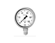 WIKA威卡全不锈钢膜盒压力表 632.50