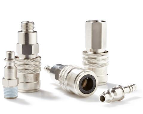 RECTUS 1400系列 - 自排气型快速接头  技术规格