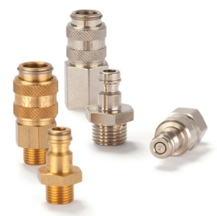 21系列,带Safe锁结构,是一款Safe型快换接头,通用结构  技术规格