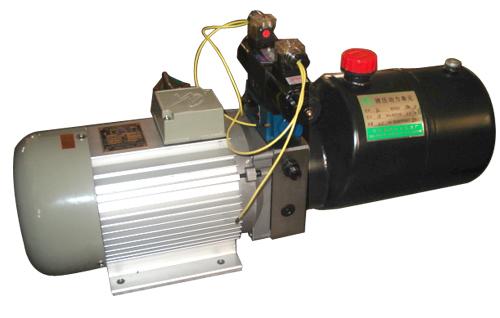 小型液压动力单元、小型液压装置、液压动力装置  天津福乐尔