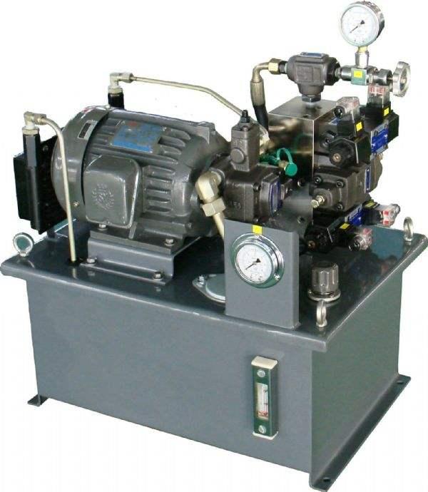 液压动力装置、24v液压动力单元 液压站设计、液压驱动装置