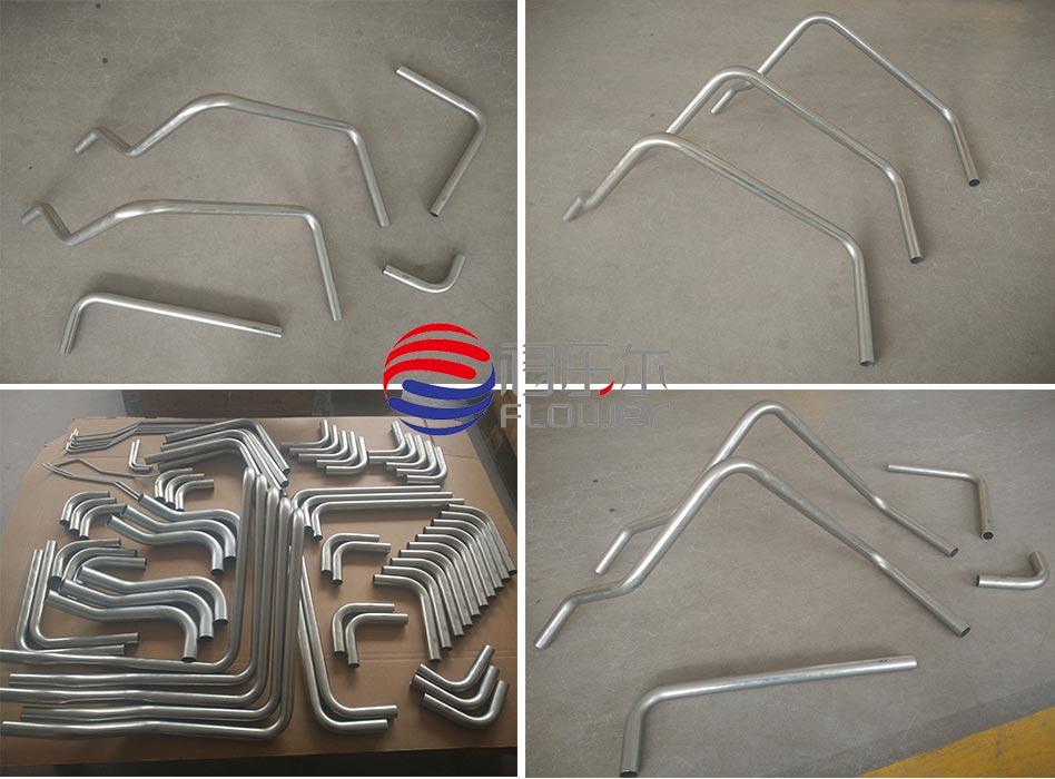 液压钢管总成在戴纳派克压实摊铺设备大量使用